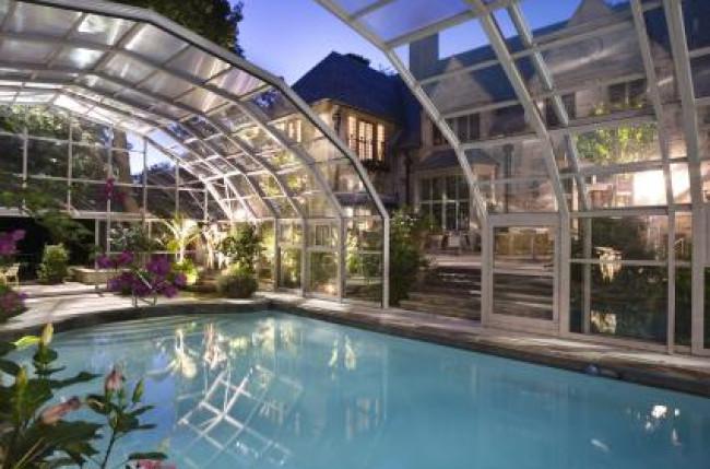 Toronto Pool Enclosure Project #4339 Image 1