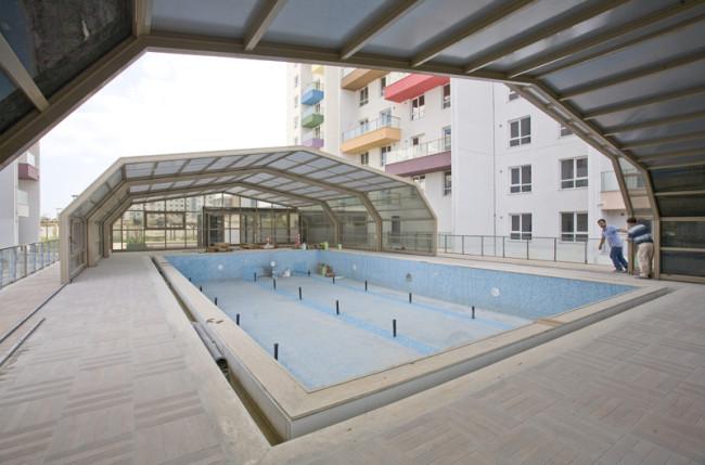Apartment Pool Enclosure Project #4710 Image 5