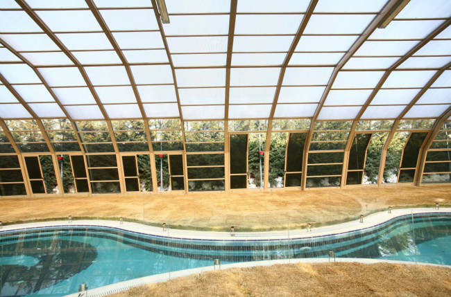 Pool and Multipurpose Enclosure Project #4601 Image 11
