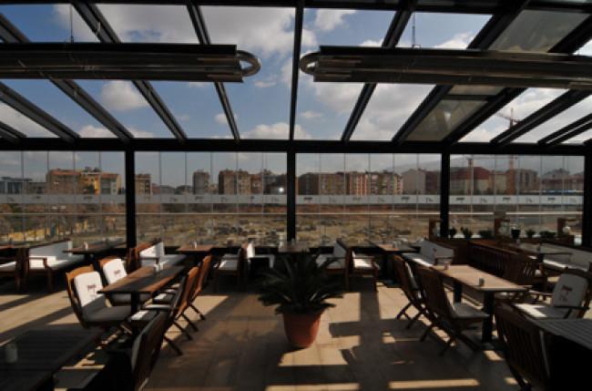 Mania Café Skylight Project #4585 Image 1