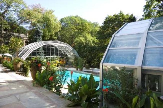 Toronto Pool Enclosure Project #4339 Image 2