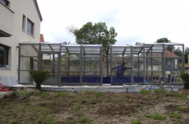 Spain Pool Enclosure Project #4487 Image 2