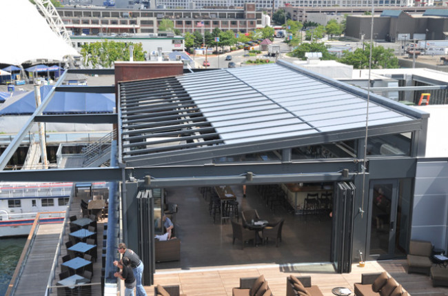Boston Retractable Roof Project #4587 Image 11