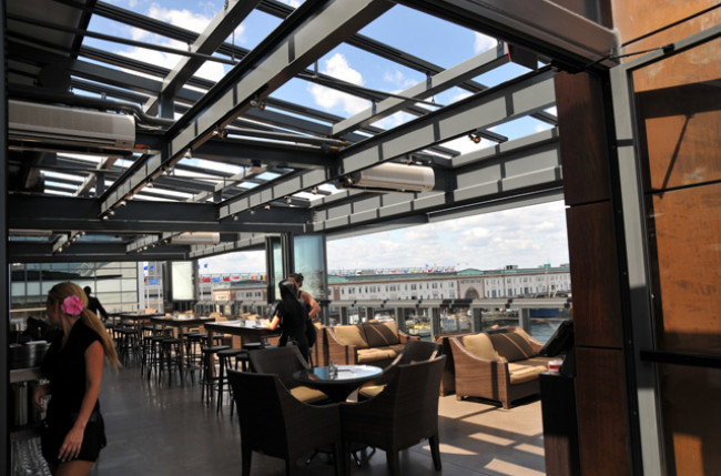 Boston Retractable Roof Project #4587 Image 9