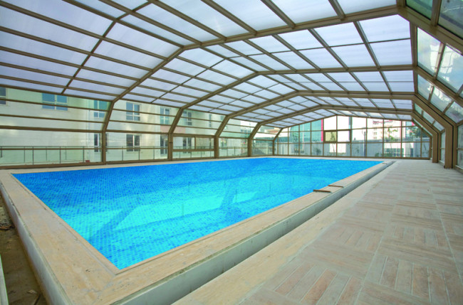 Apartment Pool Enclosure Project #4710 Image 12