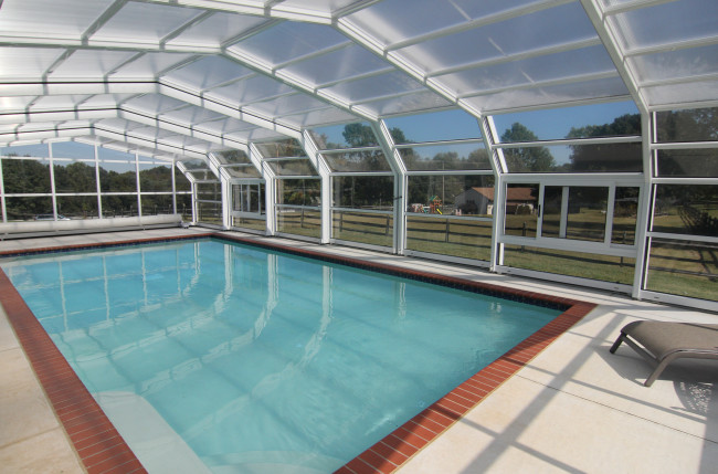 Sykesville Pool Enclosure Project #3698 Image 1
