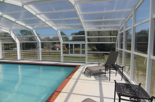 Sykesville Pool Enclosure Project #3698 Image 9