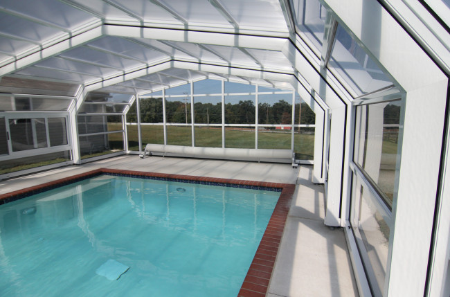 Sykesville Pool Enclosure Project #3698 Image 8