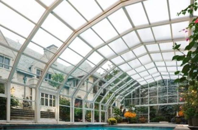 Toronto Pool Enclosure Project #4339 Image 3