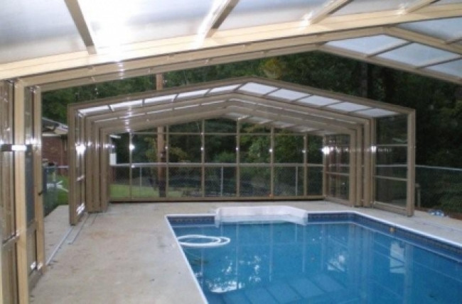 South Carolina Pool Enclosure Project #4494 Image 3
