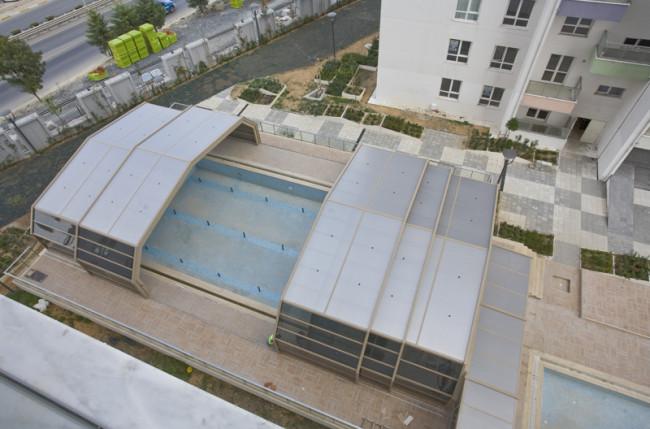 Apartment Pool Enclosure Project #4710 Image 10