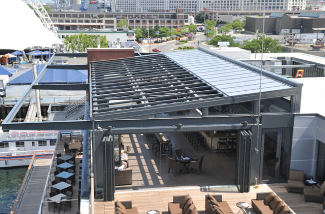 Boston Retractable Roof Project #4587 Image 7