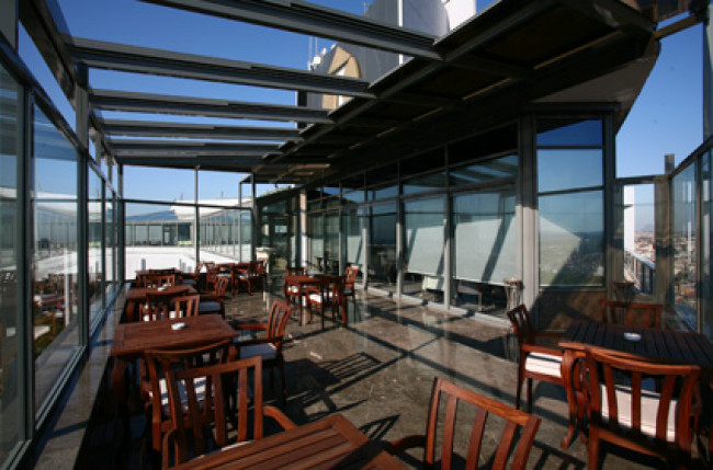 Ceylan Hotel Retractable Roof Project #4593 Image 4