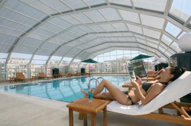 Antalya Pool Enclosure Project #4428 Image 3