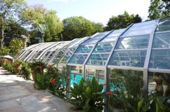 Toronto Pool Enclosure Project #4339 Image 4