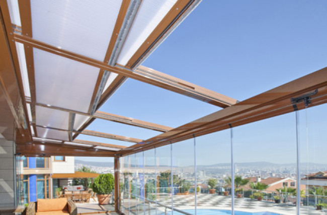 Retractable Roof and Wall Project #4590 Image 11