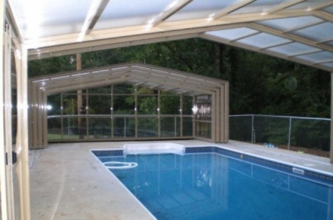 South Carolina Pool Enclosure Project #4494 Image 4
