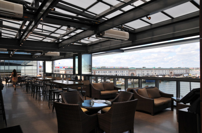 Boston Retractable Roof Project #4587 Image 6
