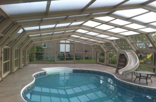 Winnipeg Pool Enclosure Project #4603 Image 6