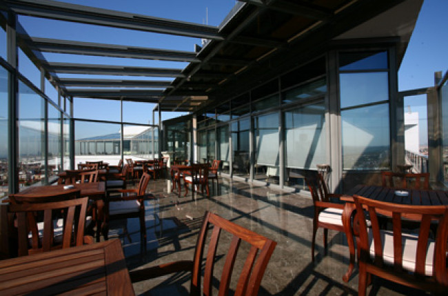 Ceylan Hotel Retractable Roof Project #4593 Image 6