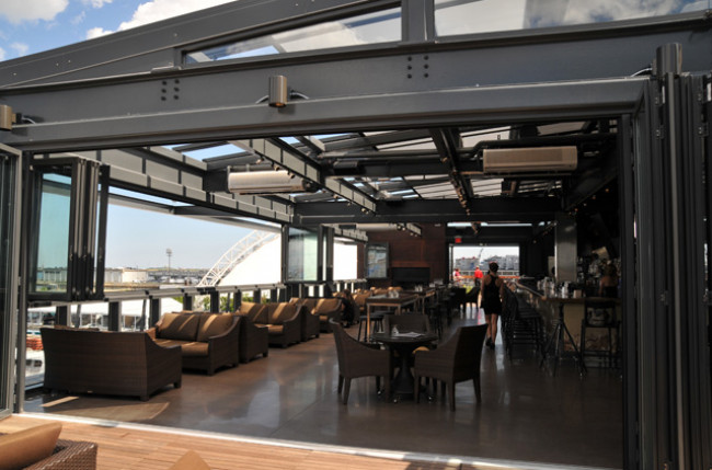 Boston Retractable Roof Project #4587 Image 5