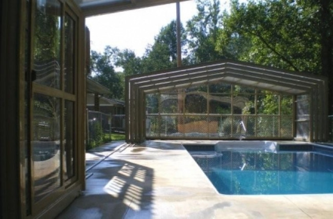 South Carolina Pool Enclosure Project #4494 Image 6
