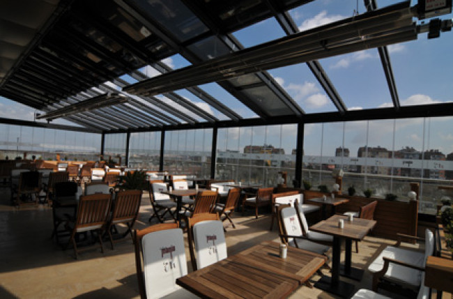Mania Café Skylight Project #4585 Image 6
