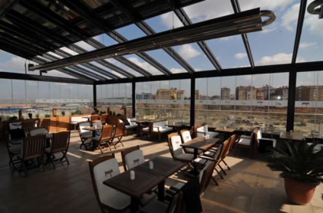 Mania Café Skylight Project #4585 Image 5