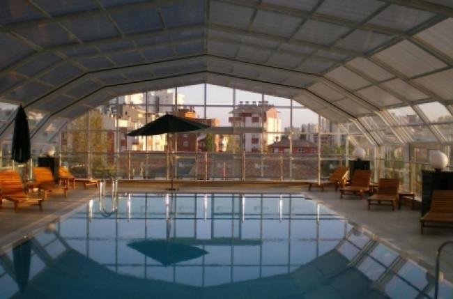 Antalya Pool Enclosure Project #4428 Image 6