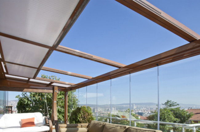 Retractable Roof and Wall Project #4590 Image 8