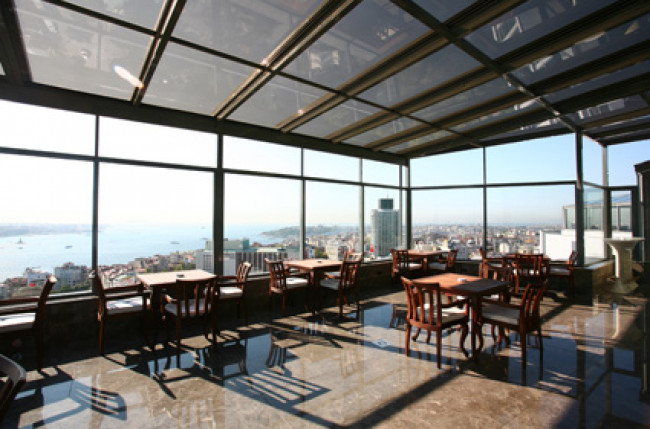 Ceylan Hotel Retractable Roof Project #4593 Image 8