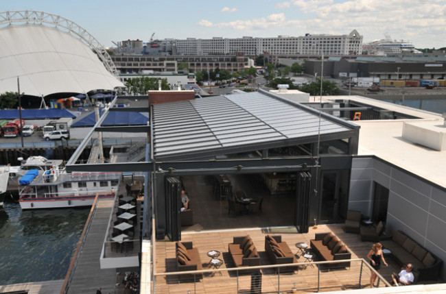 Boston Retractable Roof Project #4587 Image 14