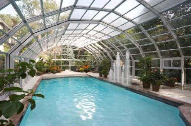 Toronto Pool Enclosure Project #4339 Image 7