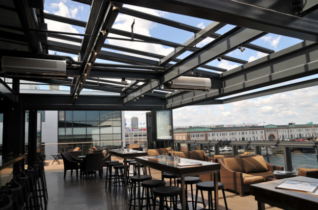 Boston Retractable Roof Project #4587 Image 2