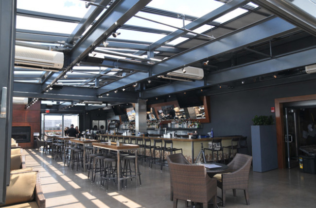 Boston Retractable Roof Project #4587 Image 15