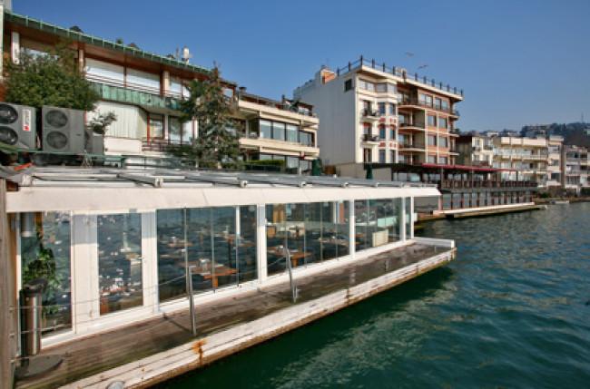 Divan Restaurant Retractable Roof Project #4565 Image 2