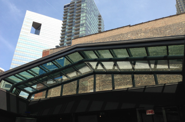 American Junkie Retractable Roof Project #4686 Image 3