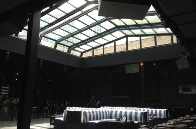 American Junkie Retractable Roof Project #4686 Image 5