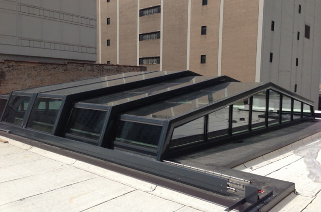 American Junkie Retractable Roof Project #4686 Image 7