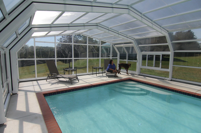 Sykesville Pool Enclosure Project #3698 Image 4