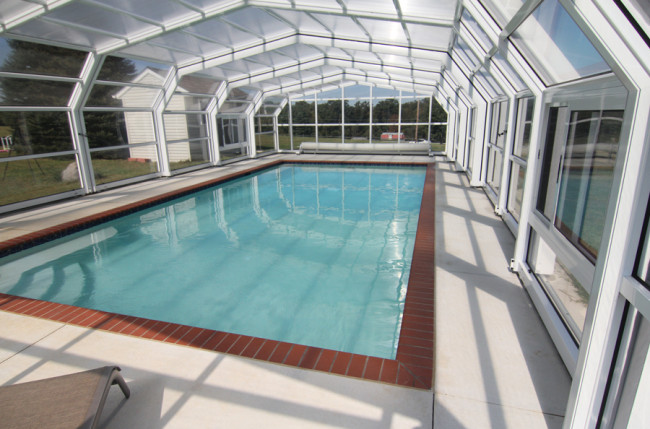 Sykesville Pool Enclosure Project #3698 Image 2