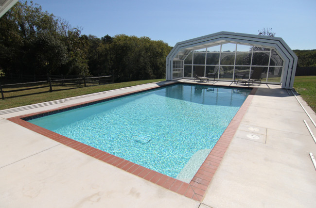 Sykesville Pool Enclosure Project #3698 Image 10