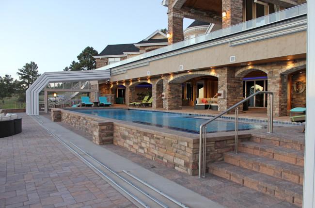 Colorado Pool Enclosure Project #4721 Image 14