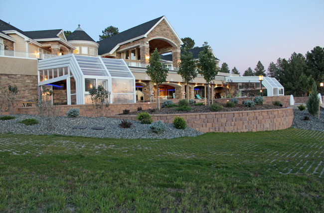 Colorado Pool Enclosure Project #4721 Image 12