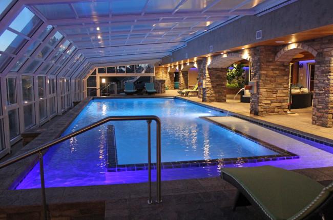 Colorado Pool Enclosure Project #4721 Image 5