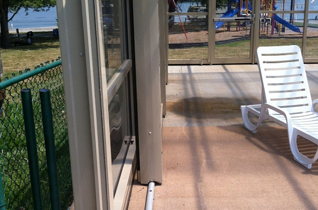 Kentucky Pool Enclosure Project #3451 Image 3