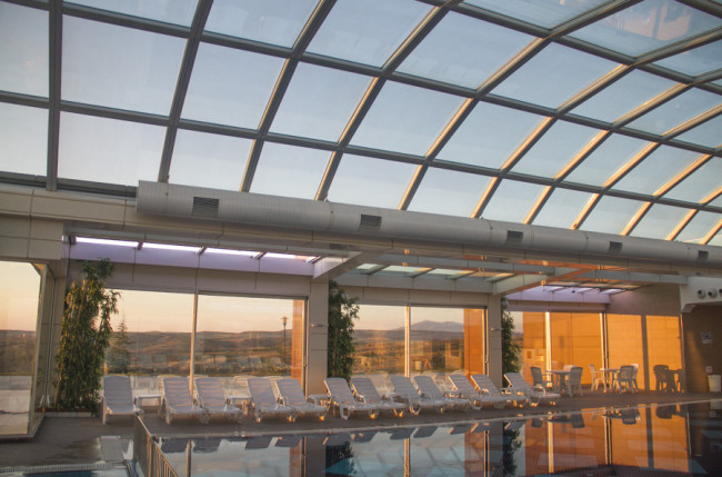 Hotel Grand Altuntas Pool Skylights #4810 Image 13
