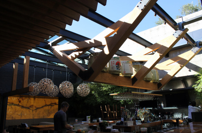 Izakaya Retractable Roof Project # 4740 Image 10