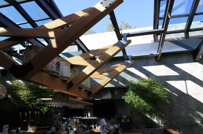 Izakaya Retractable Roof Project # 4740 Image 11