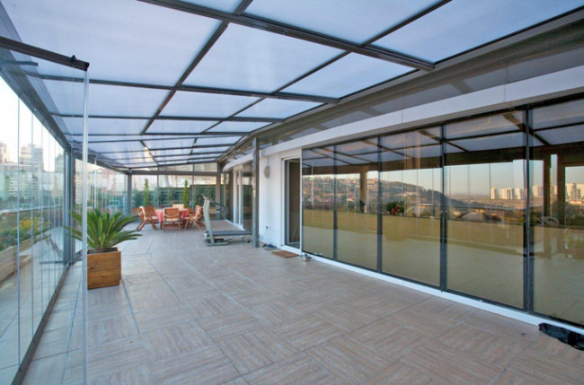Terrace Retractable Roof Project #3899 Image 9